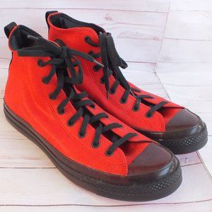 NEW Black Ice Chuck Taylor All Star CX 13 RED BLCK